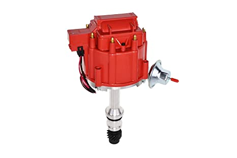 A-Team Performance HEI Complete Distributor 65K Coil Compatible with on