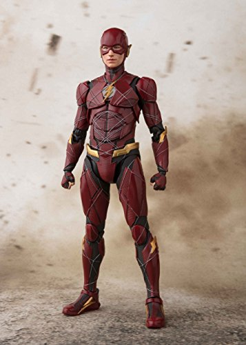 Bandai Tamashii Nations S.H. Figuarts Flash Justice League Action Figure