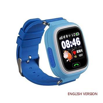 Windy5 GPS Q90 - Reloj Inteligente para niño, antipérdida, para ...