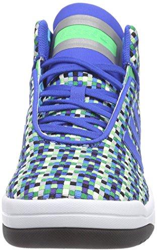 Bleu Adidas Ftwr Mi De Bleu Hommes Formateurs Haut Blanc Des Tissent Veritas top bleu FzdqTqax