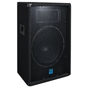 gemini gt1504 15 inch trapezoid speaker musical instruments. Black Bedroom Furniture Sets. Home Design Ideas
