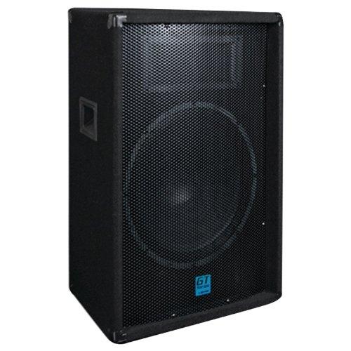 Gemini GT1504 15-Inch Trapezoid Speaker by Gemini
