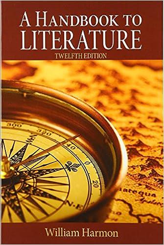 Amazon a handbook to literature 12th edition 9780205024018 a handbook to literature 12th edition 12th edition fandeluxe Gallery