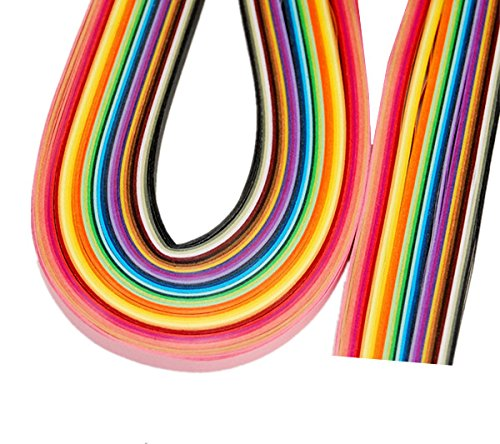 quilling paper sheets - 9