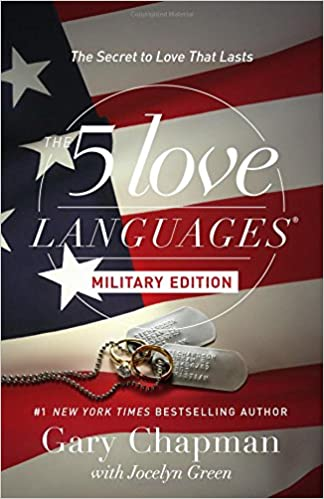 Top 5 Gary Chapman Books - Military Edition