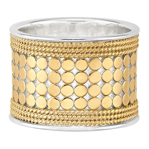 anna-beck-gold-plated-band-ring-size-70