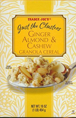 Trader Joes Clusters Ginger Granola