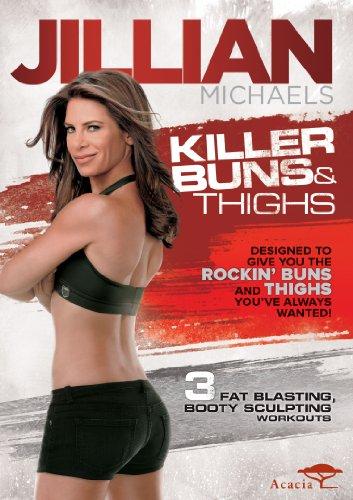 Jillian Michaels - Killer Buns and Thighs [DVD] ()