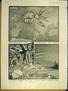 Tropas París Francia 1914 de Alemania Inglaterra de la Historieta Ww1