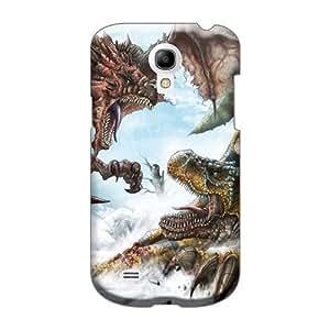 Samsung Galaxy S4 Mini FoX20293DkKe Allow Personal Design Lifelike Monster Hunter Series Durable Hard Phone Case -WandaDicks