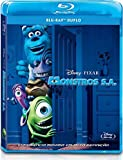 Blu-ray Monstros S.A. [ Monsters, Inc. ] [ Brazilian Edition ] [ Subtitles in English, Spanish, Portuguese, Indonesian, Korean, Malay, Mandarin, Thai ] [ Region A ]