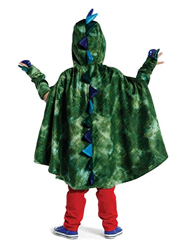 Great Pretenders Kids Medieval Dragon Cape and Claw Set ()