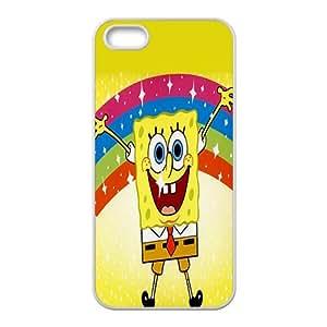 SpongeBob Case Cover For iPhone 5S Case