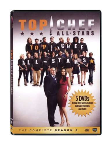 Top Chef: All-Stars - The Complete Season 8 by Bravo