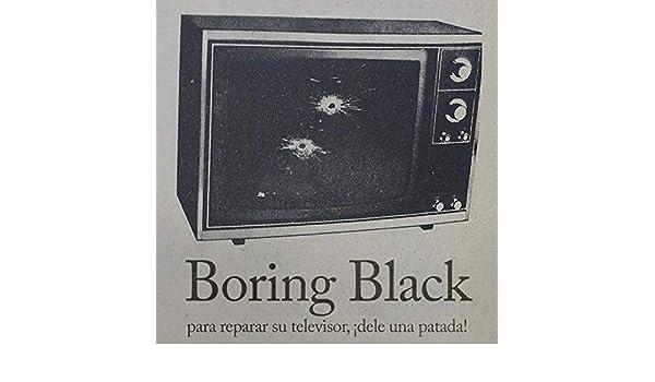 Para reparar su televisor, ¡dele una patada! [Explicit] de Boring ...