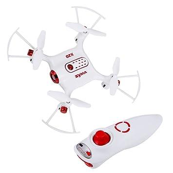 SYMA Mini Drone RC Helicóptero Quadcopter Aviones No Tripulados ...