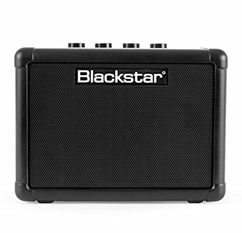 Blackstar FLY3 Battery Powered Guitar Amplifier, 3W (Korg Mp3)