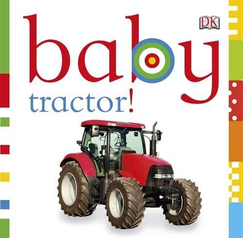 Chunky Baby Tractor!