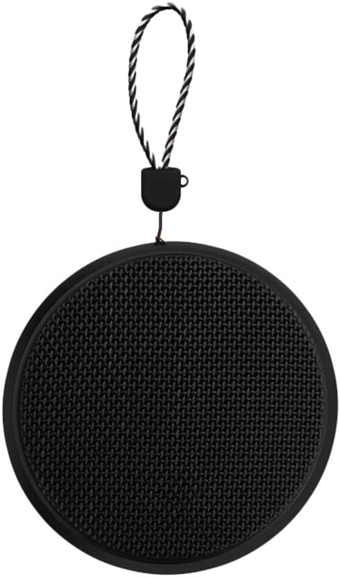 Red MoGist Portable Bluetooth Speaker with Microphone Bluetooth Shower Speaker Waterproof Wireless Bluetooth Speaker Portable Travel Bluetooth Speaker
