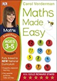 Maths Made Easy Numbers Ages 3-5 Preschool Key Stage 0 (Carol Vorderman's Maths Made Easy)