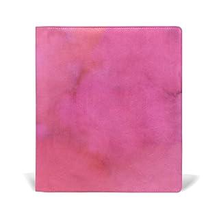 Deziro rose Bengal acquerello Book Covers Fits Hardcover Textbooks fino a 9x 11in