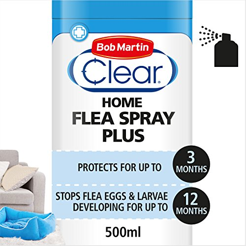 Bob Martin Home Flea Spray Plus, 500 ml