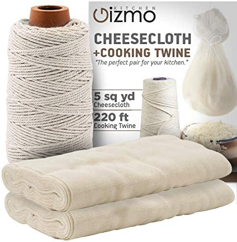 Cheesecloth Cooking Twine Unbleached Straining product image