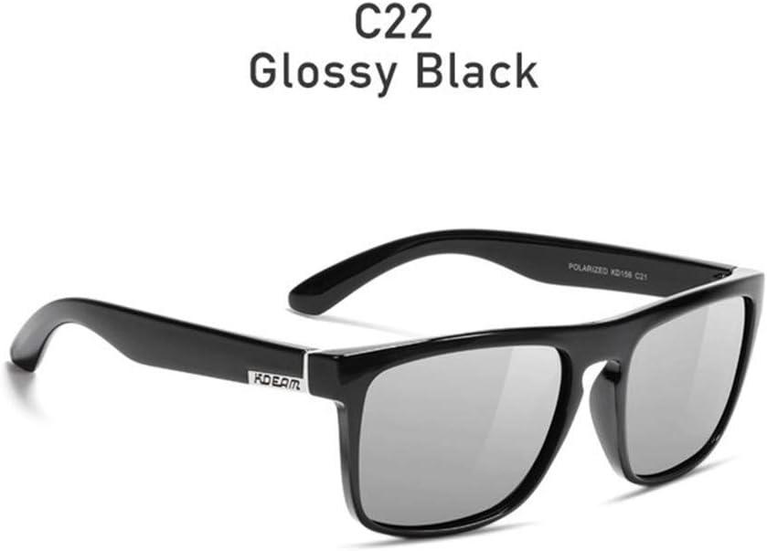 Nologo JSNRY Sun-Gl/äser Von KDEAM polarisierten Sonnenbrillen M/änner klassischer Entwurf All-Fit-Spiegel Sunglass Die t/äglichen Erfordernisse
