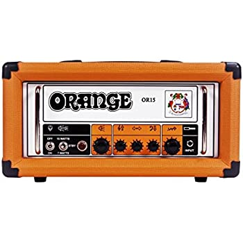 Orange OR15H - 15W Tube Head - Orange