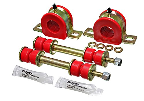 Greaseable Bolt Kit - Energy Suspension 3.5178R 1-1/4