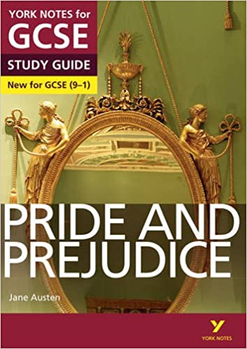 Book Pride and Prejudice: York Notes for GCSE (9-1)