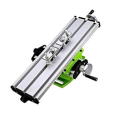 RoseSummer Mini Worktable Multifunction Milling Machine Precision Vise Fixture Bench Drill