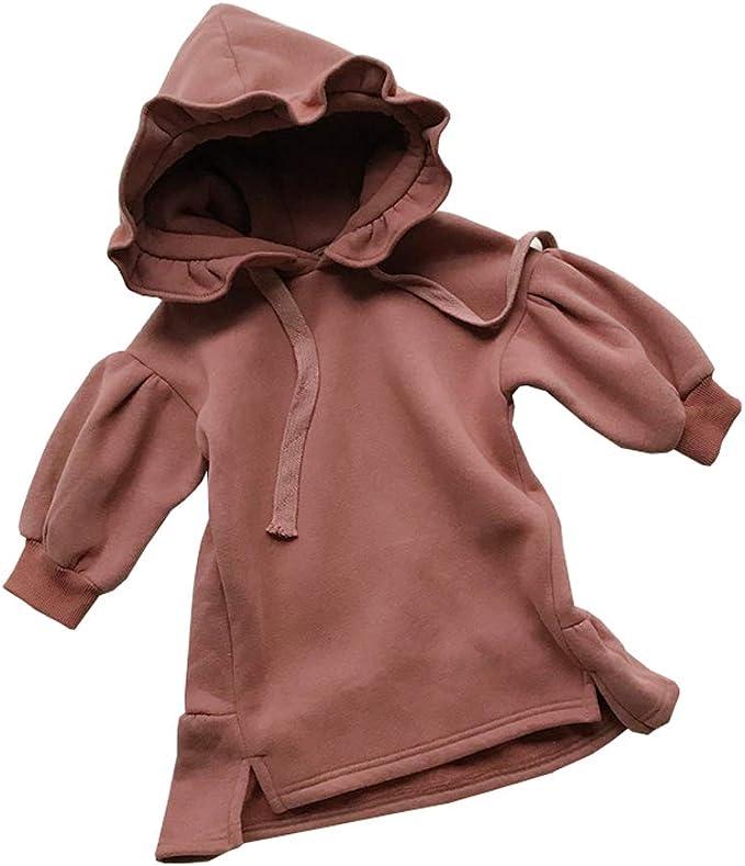 Fairy Baby Falda para Bebé Niñas con Forro Polar Vestido con ...