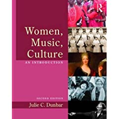 Women, Music, Culture: An Introduction, 2nd Edition from Routledge