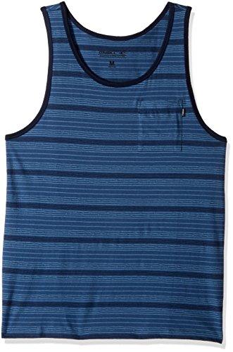 - O'Neill Men's Saint Lorin Tank, Blue, Small