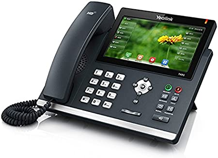 Yealink T48g Sfb Kabelgebundenes Handset Lcd Schwarzes Ip Telefon