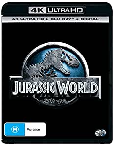 Jurassic World (4K Ultra HD)