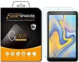 [2-Pack] Supershieldz for Samsung Galaxy Tab A 8.0 inch (Verizon) [SM-T387V Model Only] [Tempered Glass] Screen Protector, Anti-Scratch, Anti-Fingerprint, Bubble Free, Lifetime Replacement Warranty