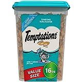 Temptations Classic Cat Treats Tempting Tuna Flavor - 16 oz. Tub