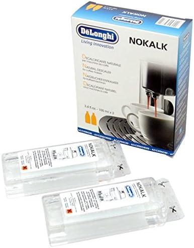 Delonghi NOKALK cafetera italiana Espresso Natural descalcificador ...