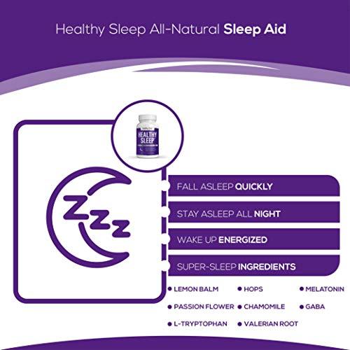 Amazon.com: Sueño Saludable – la ayuda al sueño Natural con ...
