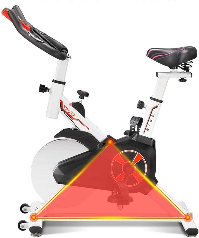 ChengBeautiful Bicicleta De Spinning Computadora De Entrenamiento ...