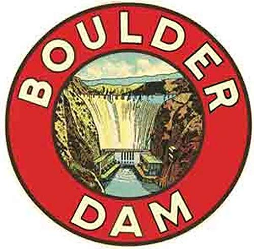 Boulder Dam Nevada Circle