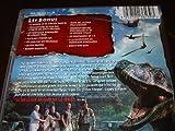 Jurassic Park III / Les Bonus _Le making of de Jurassic Park III, Commentaire du film par l'equipe des effets speciaux, Les nouveaux dinosaures de Jurassic Park, Visite des studios ilm, Les coulisses du tournage, Galerie photos, Bandes-Annonces / Starred by Sam Neill, William H. Macy, Tea Leoni, Alessandro Nivola / Directed by Joe Johnston / Universal / PAL / Region 2 / has English and French Sound and Subtitles, Dutch Subtitles