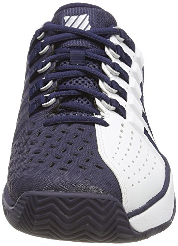 Homme Eu Chaussures Performance white Tfw 37 K silver De Blanc Tennis Hb Ks Hypermatch swiss navy Zxwq4R