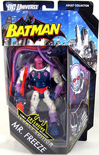 Batman Legacy Silver Age Mr. Freeze Collector Figure ()