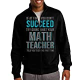 GsShan08 If At First You Don't succeed Men's Sweatshirt,Long Sleeve Outer Jacket For Man