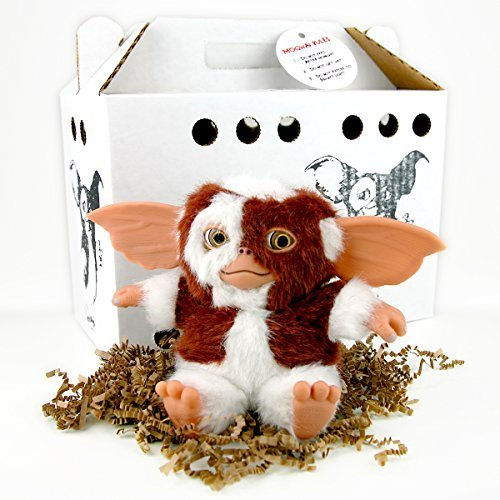 "Gizmo Gremlins 6"" Gift Pack Includes Carrier from Gizmo"