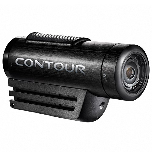 (CONTOUR Roam Hands-Free HD Video Camera Watersports Kit, Black)
