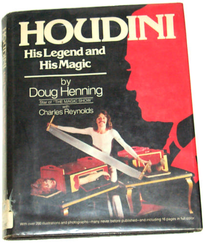 Houdini: His Legend and His Magic